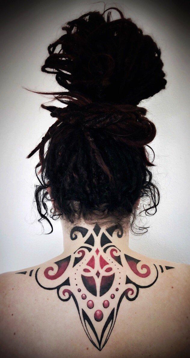 Schulter Tattoo konstanz piixs allensbach tribal
