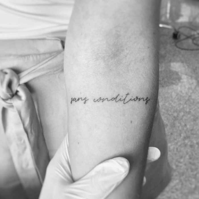 Linework fineline tattoo tattoostudio konstanz bodensee
