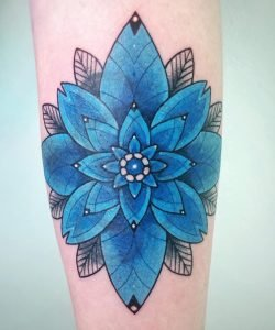 colour cover up konstanz bodensee tattoostudio tattoo blue blau